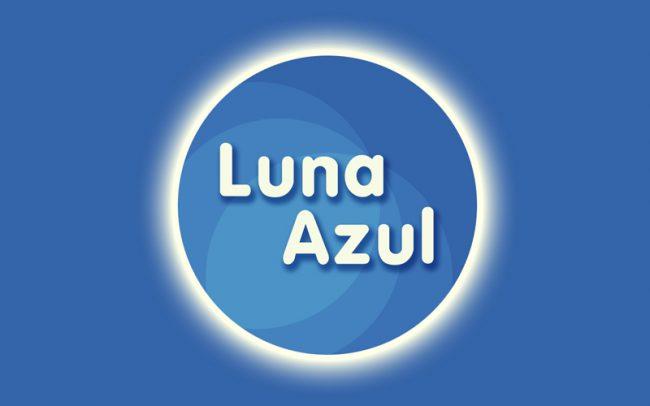 Luna Azul Logo